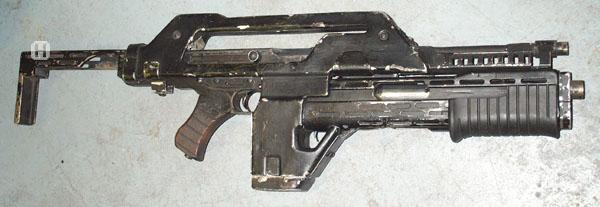 Thompson M1a1 Sbr Prop is a Thompson M1a1